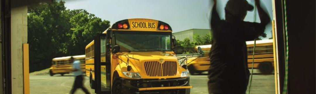 Harlow's School Bus Service